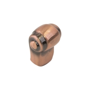 RK-079 AC Ручка-кнопка,античная медь