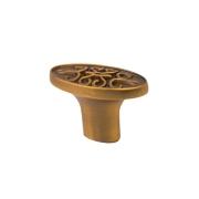 RK-093 COF Ручка-кнопка,кофе