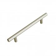 R-3020-128 SN Ручка-рейлинг?12 мм, 128 мм, матовый никель