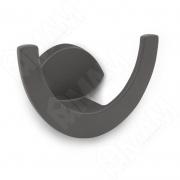 Z-5426.P68 ARTO Крючок двухрожковый графит