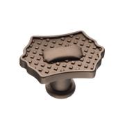 EL-7190 Oi Ручка-кнопка,атласное серебро