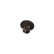 Ручка-кнопка, отделка бронза темная WPO.2025Y.30.M00B1
