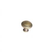 Ручка-кнопка, отделка бронза матовая M331.K.BAB