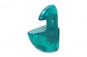 T006 Пеликан прозрачный малый, зелёный Комплект-2.штуки