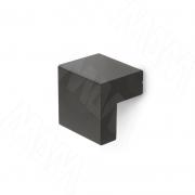 KH.01.016.BLM Ручка-кнопка 16мм черный матовый