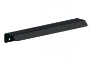 RT.01.0196.9005 Ручка-профиль накладная L.196мм, отделка черный бархат (матовый)