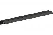 RT.01.0296.9005 Ручка накладная 296мм, отделка черный бархат (матовый)