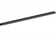 RT.01.596.9005#RT.01.0596.9005 Ручка накладная 596мм, отделка черный бархат (матовый)
