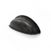 SH.01.064.BLM Ручка-раковина 64мм черный матовый
