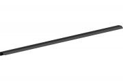 RT.01.796.9005#RT.01.0796.9005 Ручка накладная 796мм, отделка черный бархат (матовый)