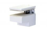 MS0.1437.00WO1 Менсолодержатель, отделка белая, комплект 2 штуки