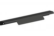 RT.02.0296.9005 Ручка накладная 296мм, отделка черный бархат (матовый)