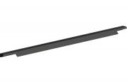RT.02.796.9005#RT.02.0796.9005 Ручка накладная 796мм, отделка черный бархат (матовый)