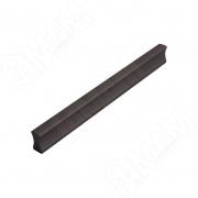 PH.RU02.128.BR Профиль-ручка 128мм коричневый матовый