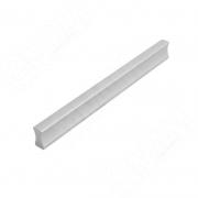 PH.RU02.128.AL Профиль-ручка 128мм алюминий матовый