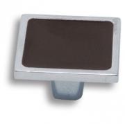 03.845.030.030.066 Ручка кнопка детская, цвет коричневый