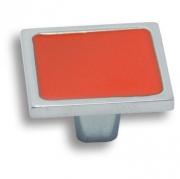03.845.030.030.068 Ручка кнопка детская, цвет оранжевый
