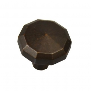 Ручка кнопка состаренное железо 24231Z03200.22B