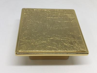 Ручка-скоба 32-32мм, отделка золото 24109.D070