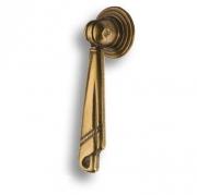 05.0055.B Ручка капля, античная бронза
