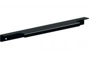 RT.06.0296.9005 Ручка накладная 296мм, отделка черный бархат (матовый)