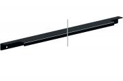RT.06.1196.9005 Ручка накладная 1196мм, отделка черный бархат (матовый)