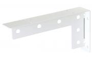 MD.06.236.9016#MD06.KOLT.9010 Менсолодержатель «Кольт», отделка белый бархат (матовый), комплект 2 штуки