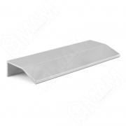 PH.RU09.3000.ALPR Профиль-ручка крепление саморезами алюминий матовый, L-3000мм