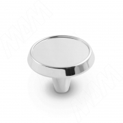 GU09.G4 NORDIC Ручка-кнопка хром