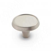GU09.G74 NORDIC Ручка-кнопка нерж.сталь