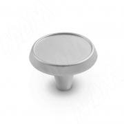GU09.G8 NORDIC Ручка-кнопка хром матовый