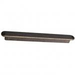 Ручка-скоба 128мм, отделка бронза античная 6132/831