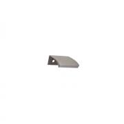 Ручка-кнопка L.40мм, отделка сталь шлифованная 419720040-66