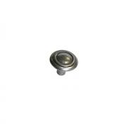 Ручка-кнопка, отделка железо KB-I-3983-34-I