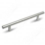 RE1006/96NM Ручка-рейлинг 96мм никель полуглянец