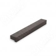 PH.RU10.096.BR Профиль-ручка 96мм коричневый матовый