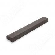 PH.RU10.128.BR Профиль-ручка 128мм коричневый матовый