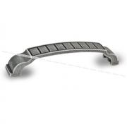 Ручка-скоба 128мм серебро состаренное 1019.128.09