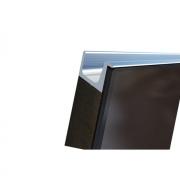 Профиль-ручка под пропил, L=5000мм, отделка сталь нержавеющая 901304.67.00 5000.0