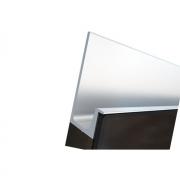 Профиль-ручка под пропил, L=5000мм, отделка алюминий 901307.61.00 5000.0