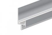 HP.10.305.31P Профиль-ручка под пропил, L=3050мм, отделка алюминий анодированный