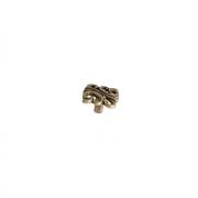 """Ручка-кнопка, отделка бронза античная """"Флоренция"""" WPO.707Y.000.M00D1"""