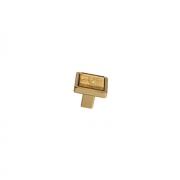 Ручка-кнопка, отделка золото люкс 15.320.00.VS05.19
