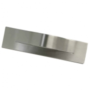 Ручка-скоба 64мм, отделка сталь шлифованная 528060064-66
