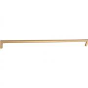 Ручка-скоба 320мм, отделка золото матовое 6761/200