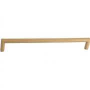 Ручка-скоба 192мм, отделка золото матовое 6763/200