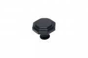 10.819.B0252 Ручка-кнопка, отделка черный матовый