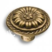 1091.0025.002 Ручка кнопка, старая бронза
