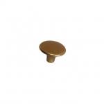 "Ручка-кнопка, отделка бронза ""Орваль"" WPO.702Y.030.M00A8"