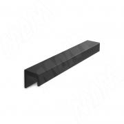 PH.RU11.096.BL Профиль-ручка 96мм черный матовый